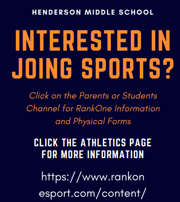 Interested In Joining Henderson Athletics?