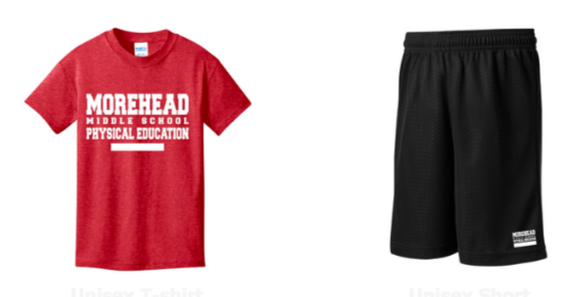 Physical & Health Education Uniforms