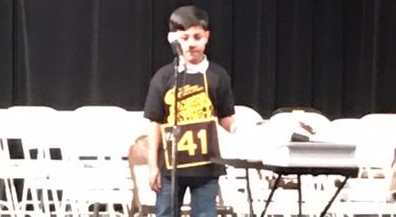 District Spanish Spelling Bee