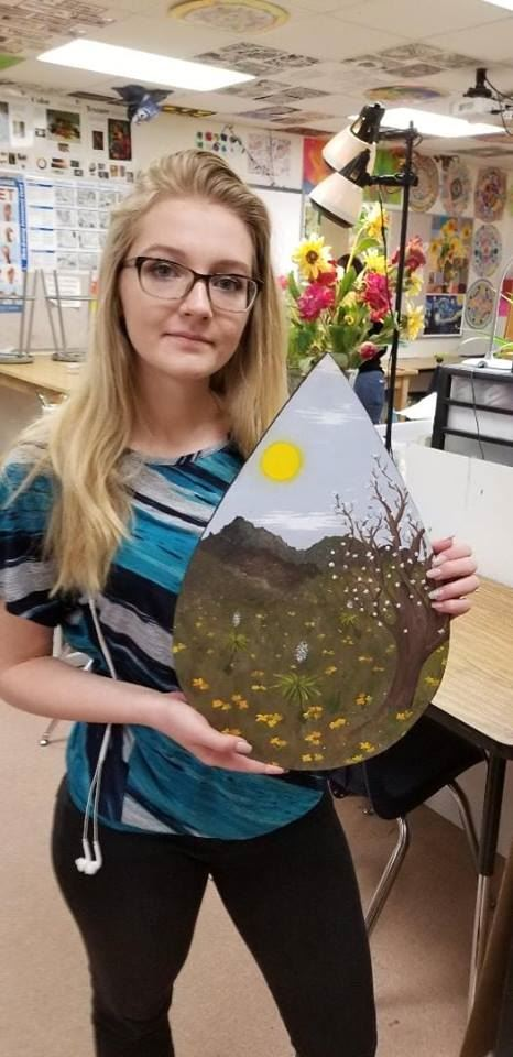 Chapin Art Students Sweep Awards
