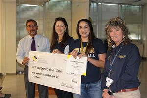 Teacher Wins Grant for Classroom