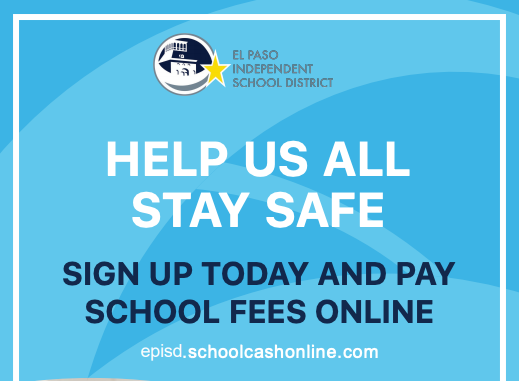 EPISD launched a new online payment program!