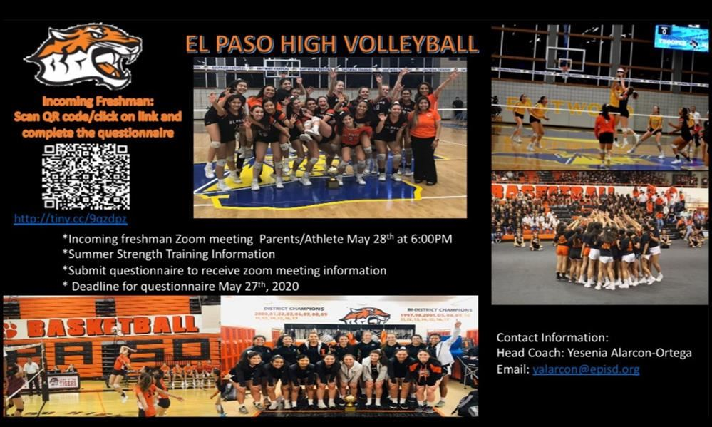 Click here for information on becoming a member of TIGER VOLLEYBALL !!