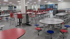 New Irvin Cafeteria