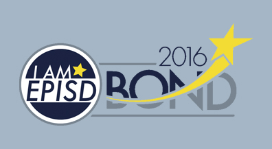 The El Paso Independent School District is excited to start the Bond 2016 construction projects at I