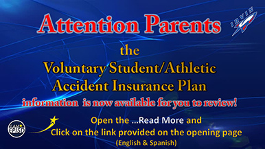 Voluntary Student/Athletic Accident Insurance