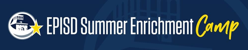 EPISD Enrichment Mini-Camps