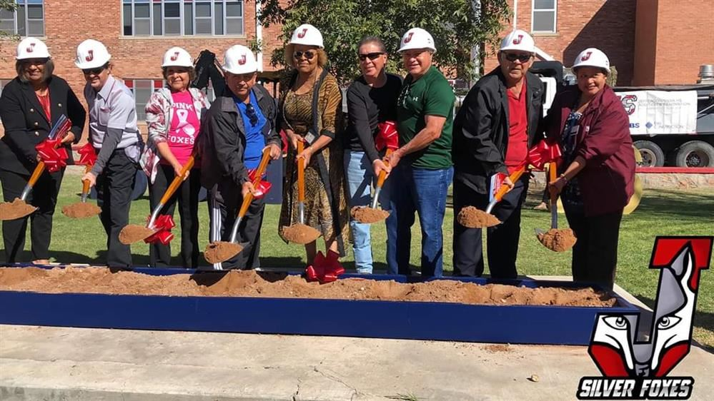 Ground Breaking Ceremony held as construction starts at Jefferson High School