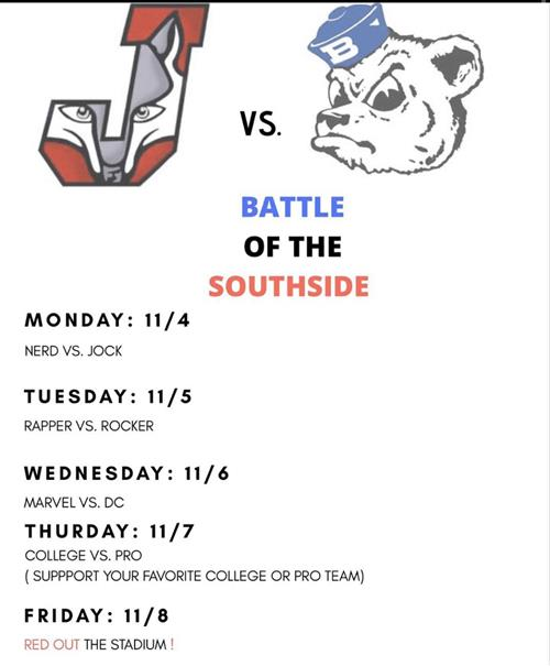Battle of the Southside