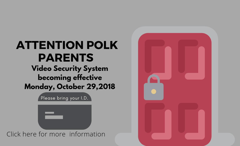 Polk Elementary Homepage