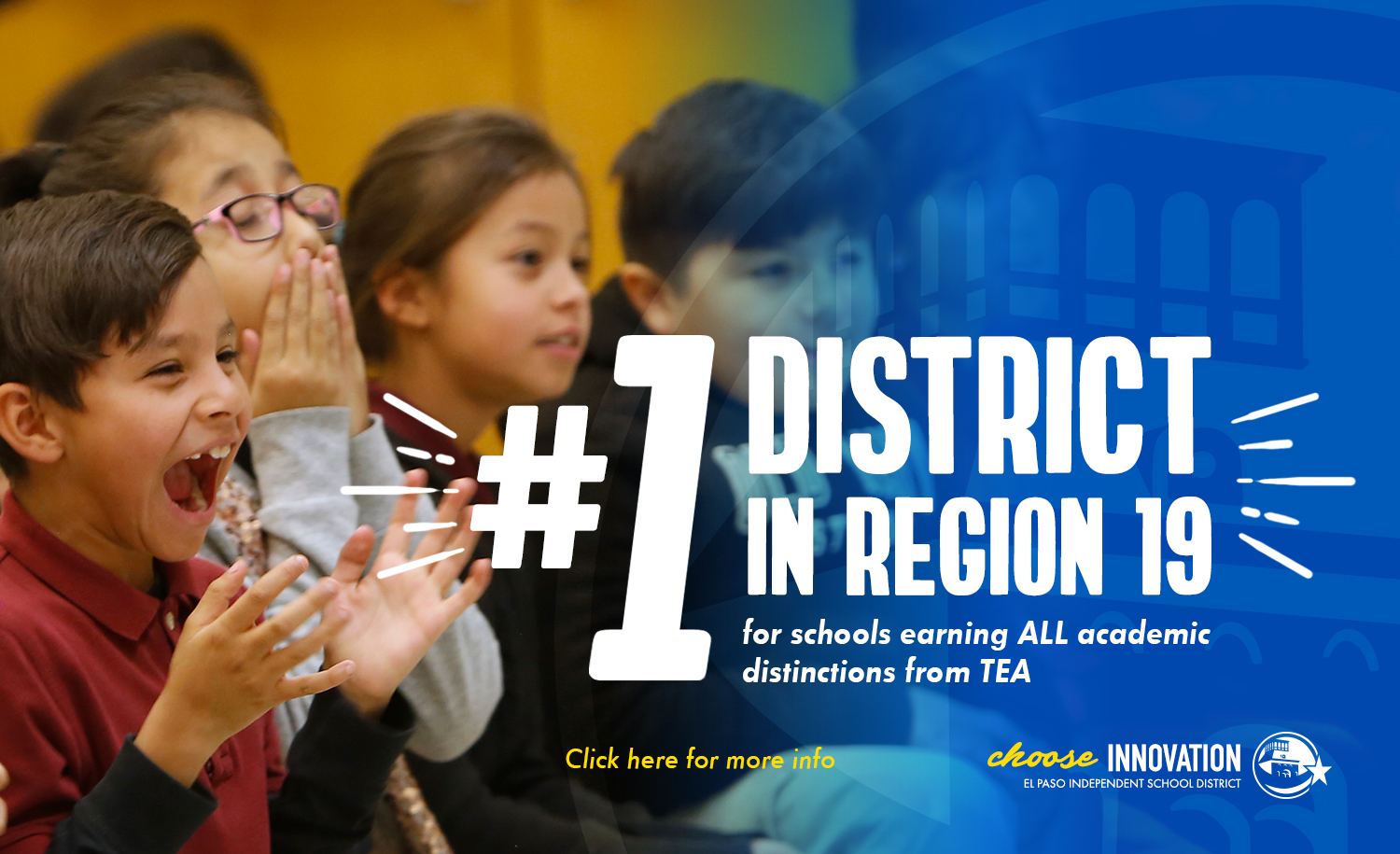 El Paso Independent School District Homepage