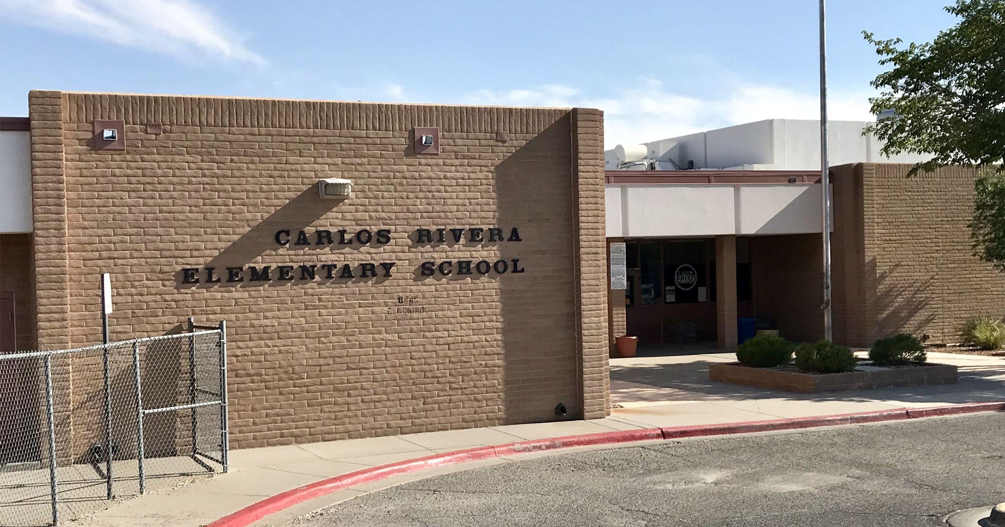 Rivera Elementary / Homepage